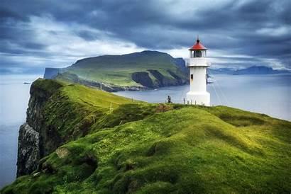 Faroe Islands Lighthouse Lighthouses Shutterstock Kallur Guidetofaroeislands