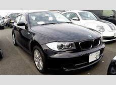 2008 BMW 1 Series 116i 34K RHD Japanese Auto Auctions