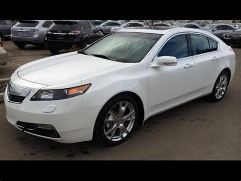pre owned white  black  acura tl dr sdn auto sh awd