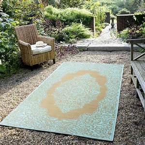 outdoor teppich quotistanbulquot ein stuck orient garten With balkon teppich mit tapete weiß