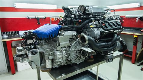 lamborghini huracan audi   engine assembly  gtt