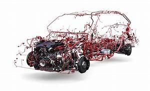 Bentley Bentayga Wiring Harness   Engineeringporn
