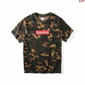 Supreme T-Shirts For Men #508229 $21.00, Wholesale Replica ...