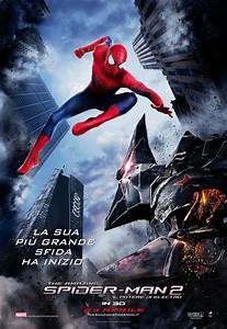 THE AMAZING SPIDER-MAN 2 Posters Starring Andrew Garfield ...