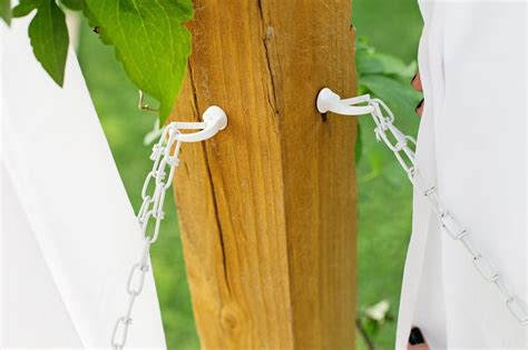 Make Your Own Outdoor Pergola Curtains! French Pleat Curtains Malaysia How To Hang Inverted Pinch Acoustic For Home Theatre Gold With Attached Valance Vinyl Backing Hanging Without A Rod Ideas Washing Black And White 108