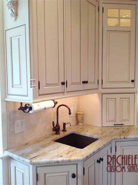 kitchen bar sink custom copper bar sinks and custom copper prep sinks made 2284