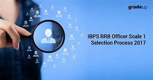 IBPS RRB Officer Scale 1 Selection Process 2017 - Complete ...