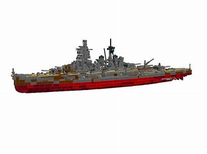 Clipart Navy Destroyer Transparent Kongo Ijn Lego