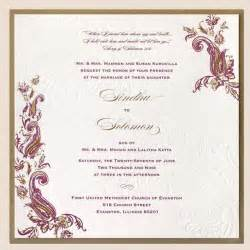 free sle wedding programs marriage wedding cards pictures wedding invitation ideas
