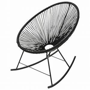 Rocking Chair Maison Du Monde : coup de fauteuil scoubidou de maisons du monde deco trendy a t e l i e r ~ Teatrodelosmanantiales.com Idées de Décoration