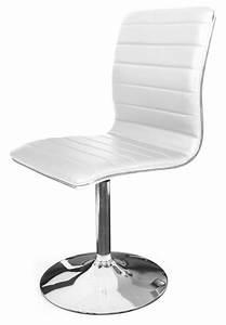 Chaise Pied Chromé : chaise pied tulipe chrome chaise id es de d coration de maison dolvgjkd8m ~ Teatrodelosmanantiales.com Idées de Décoration