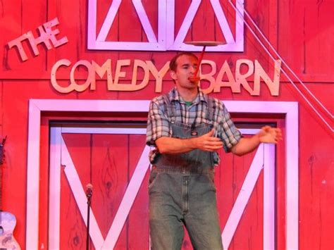 Laughing Comedy Barn - talking so amazing and picture of comedy barn