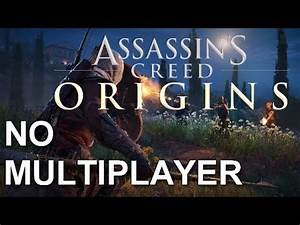 Assassin's Creed Origins Has No Multiplayer! - YouTube