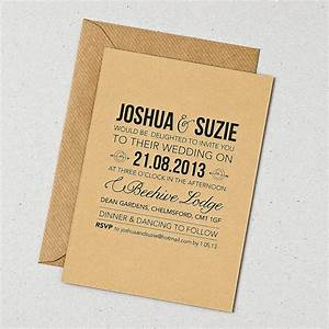 rustic style wedding invitation by doodlelove ...  Rustic