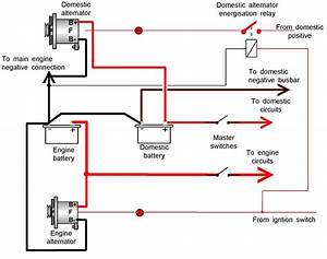 Mopar Squareback Alternator Wiring Diagram