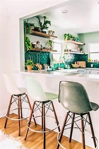beaucoup d39idees comment accorder les couleurs d39interieur With deco cuisine avec chaise sejour grise