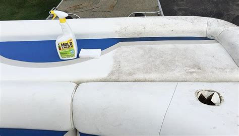 Removing Mold From Boat Seats by How To Clean Vinyl Boat Seats Of Mildew Best Way To