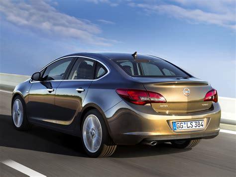 Opel Astra by Astra Sedan J Facelift Astra Opel Database Carlook