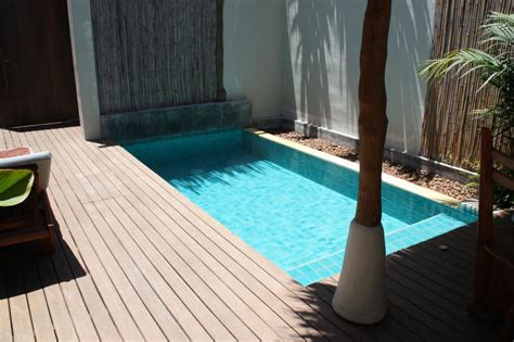 terrasse mit pool quot terrasse mit pool quot metadee resort villas kata