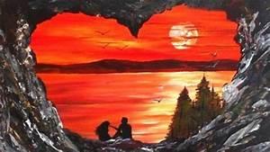 Romantic, Sunset