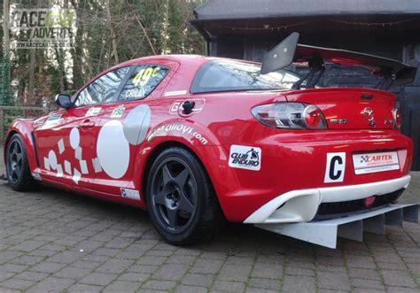 Mazda RX8 race car, Race Saloons, Race Cars - Race Car Adverts