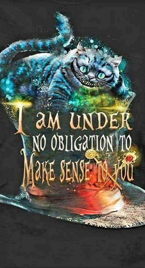 cheshire cat quote alice wonderland quotes alice