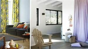 Tendance Rideaux Salon : rideaux pour salon moderne finest quelle couleur rideaux ~ Premium-room.com Idées de Décoration