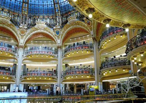 siege galerie lafayette die galeries lafayette in der shopping tempel
