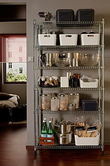 how to organize kitchen organizing when your pantry is small home 4378