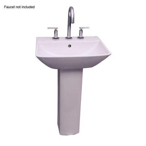 american standard boulevard white complete pedestal american standard boulevard pedestal combo bathroom sink