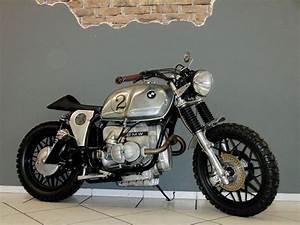 Bmw Cafe Racer Teile : bmw r100 rt cafe racer im 1960er jahre scrambler style ~ Jslefanu.com Haus und Dekorationen