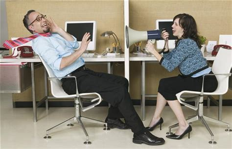 Office Noise by Loud Noise At Work Can Damage Hearing
