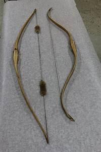 Fabriquer Un Arc : fabriquer un arc fabriquer un arc en bois tutoriel et ~ Nature-et-papiers.com Idées de Décoration
