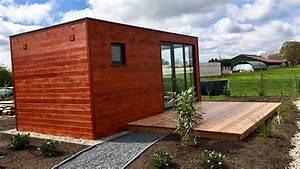 Container Fertighaus Kaufen : containerhaus eine echte alternative zum normalen bauen ~ Michelbontemps.com Haus und Dekorationen