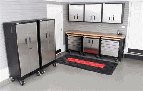 metal garage storage cabinets offer  durability