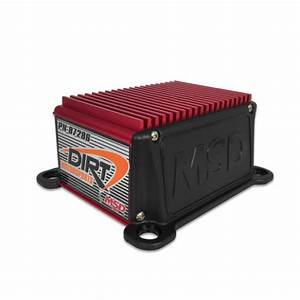 Msd Dirt Spec Soft Touch Rev Control 87286 Ct350