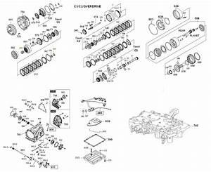 Transmission Repair Manuals Btr