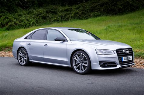 2016 Audi S8 Plus Tsfi Quattro Review