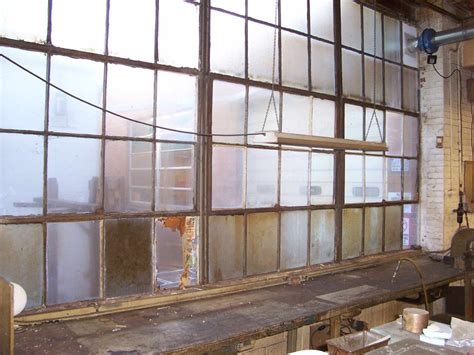 commercial factory industrial glass block vinyl replacement windows cleveland columbus