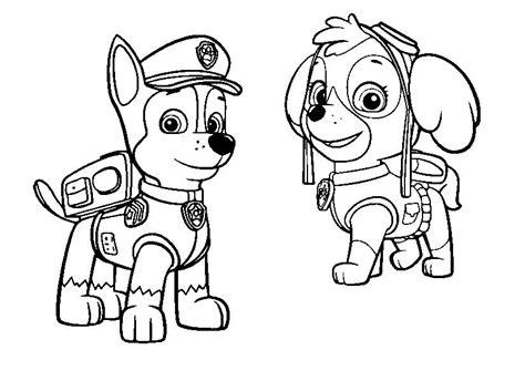 Stella and Chase free paw patrols Pinterest Paw
