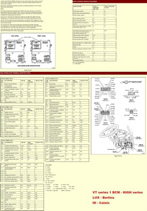 stereo wiring diagram vy commodore wiring diagram