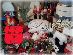 Huge Tar Christmas 2016 Haul Home Decor Ornaments