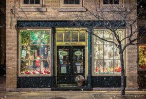 cedarburg storefronts james meyer photography