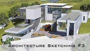 Modern Architectural Designs Sketch Of A House – Modern House