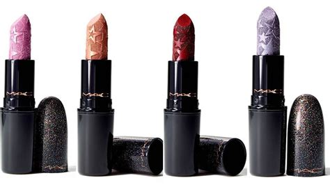 mac premieres starring  glittering makeup collection