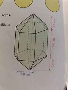 Ionisierungsenergie Berechnen : oberfl che volumen eines kristalls berechnen geometrie mathelounge ~ Themetempest.com Abrechnung
