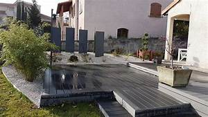 amenagement terrasse bois clermont ferrand issoire With amenagement piscine en bois 10 brise vue pose cloture jardin 63 clermont ferrand