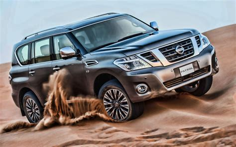 300 KMPH Jet-fueled Nissan Patrol SUVs Impounded For ...
