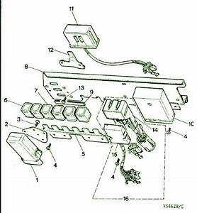 2002 Jaguar 3 6 Litre Saloons Fuse Box Diagram  U2013 Circuit