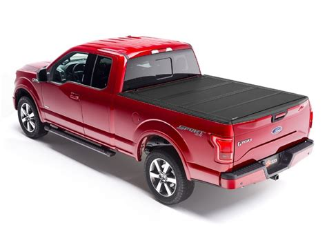 F150 Bed Cover by 2015 2017 F150 8ft Bed Bakflip Mx4 Folding Tonneau